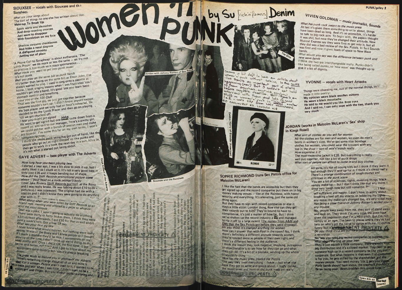 spare rib punk article